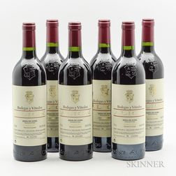 Bodegas Alion 2003, 6 bottles