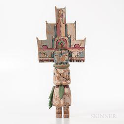 Hopi Wood Katsina Doll,