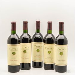 Caymus Cabernet Sauvignon, 4 bottles