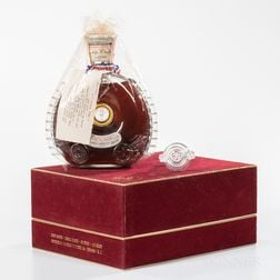 Remy Martin Louis XIII, 1 4/5 quart bottle (pc) Spirits cannot be shipped. Please see http://bit.ly/sk-spirits for more info.