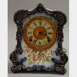China Clock by Ansonia