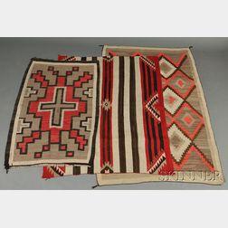Three Navajo Weavings