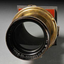 14-inch  f/5 Wollensak Vesta Portrait Lens