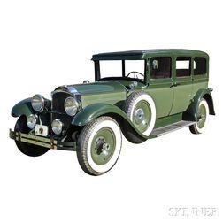 1928 Packard Limousine Four-door Sedan