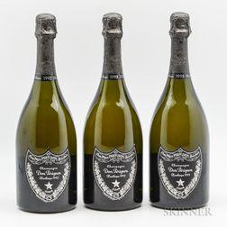 Moet & Chandon Dom PerignonOenotheque 1995, 3 bottles