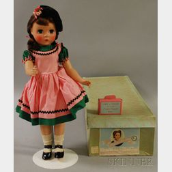 Madame Alexander Polly Pigtails Doll