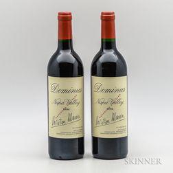 Dominus 1994, 2 bottles