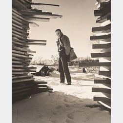George Platt Lynes (American, 1907-1955)      Chuck Howard, Provincetown