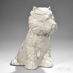 Jeff Koons (American, b. 1955)      Puppy