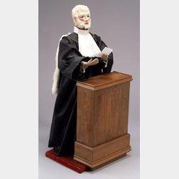 Henry Phalibois Automaton of an Advocate