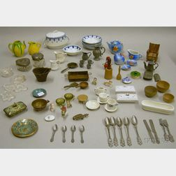 Lot of Assorted Table and Kitchenware and Accessories