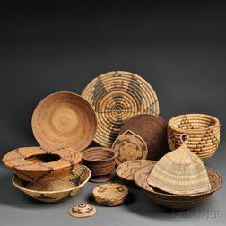 Thirteen Baskets