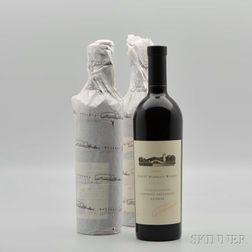 Mondavi To Kalon Cabernet Sauvignon Reserve 2001, 3 bottles