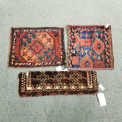 Three Turkoman Textile Items