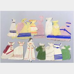 Hand Made Paper Doll with Provenance