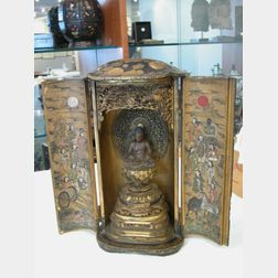 Lacquered Shrine