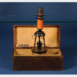 Nuremberg Culpeper-type Microscope