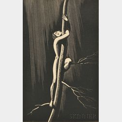 Rockwell Kent (American, 1882-1971)      Almost