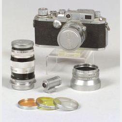 Canon IIf  No. 102328