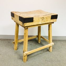 Primitive Butcher Block