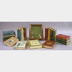 Collection of Twenty-two Titles Mostly Related to Fly Fishing and Field Sports