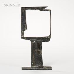 Bruno Romeda (Italian, 1933-2017)      Untitled (Square)