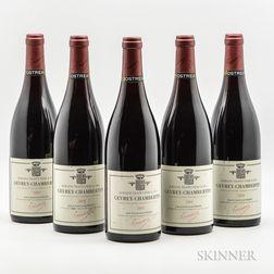 Trapet Pere & Fils Gevrey Chambertin 2005, 5 bottles
