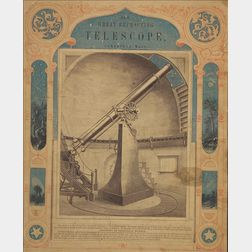 """The Great Refracting Telescope, Cambridge, Mass."""