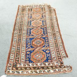 Early Kurdish Rug
