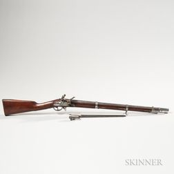 St. Blasien Boys Musket and Bayonet
