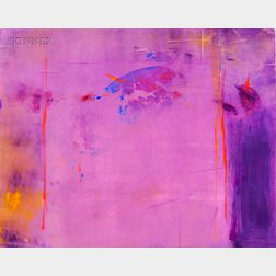 Elizabeth DaCosta Ahern  (American, 20th/21st Century)      Number Six St. Summer.