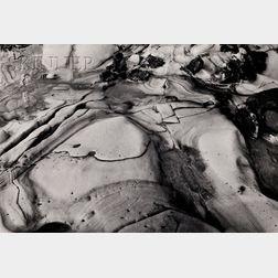 Walter Chappell (American, 1925-2000)      Seastone Garden, Salt Point, California, 1986.