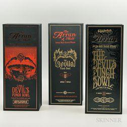 Arran The Devils Punch Bowl, 3 bottles