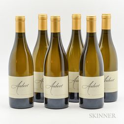 Aubert Ritchie Vineyard Chardonnay 2011, 6 bottles