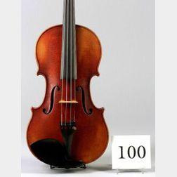 Modern German Violin, Eugen Meinel, 1927
