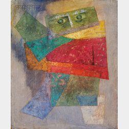 Ake Tugel (American, 1925-2002)      Figure