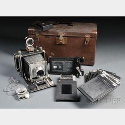 Linhof Super Technika III 4 x 5 Camera