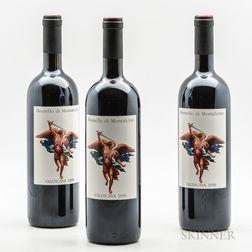 Valdicava Brunello di Montalcino 1999, 3 bottles