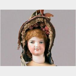 Painted Eye Character Huret Lady Doll