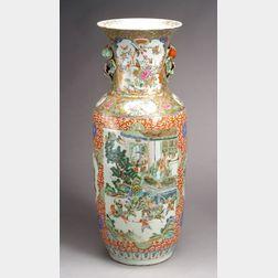 Roleau Vase