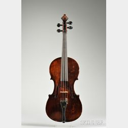 American Violin, Andrew Hyde, Northampton, 1908