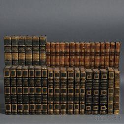 Decorative Bindings, Thirty-nine Volumes: