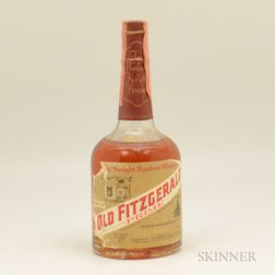 Old Fitzgerald Prime 7 Years Old, 1 half pint bottle