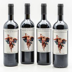 Valdicava Brunello di Montalcino 2001, 4 bottles
