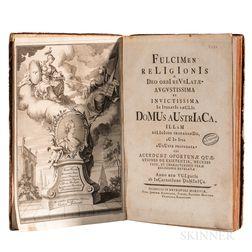 Holaus, Nicolaus (1741-1802) Fulcimen Religionis a Deo Orbi Revelate.