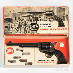 Colt Second Generation Single-action Army Revolver