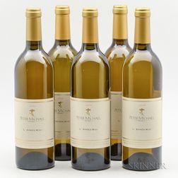 Peter Michael LApres Midi, 5 bottles
