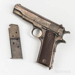 Colt Model 1911 U.S. Army Semiautomatic Pistol