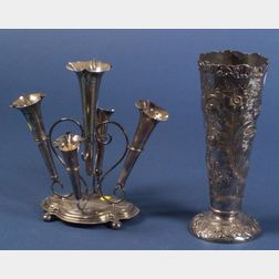 Two Silver Plated Tablewares