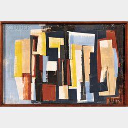 Serge Chermayeff (American, 1900-1996)      Dawn to Dusk, Cape Cod